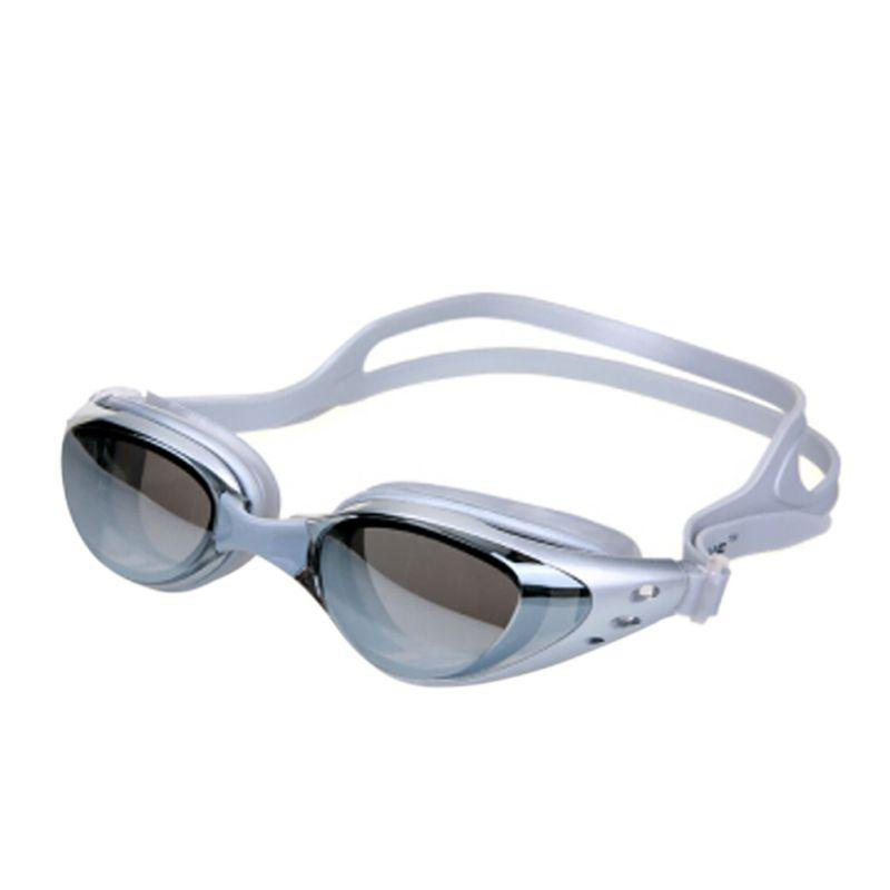 Su geçirmez Swim Gözlük Camları Erkek Kadın yüzün Gözlük Erkek Kadın Yetişkin Yüzme Çerçeve Havuzu Sport Gözlükler Gözlükler