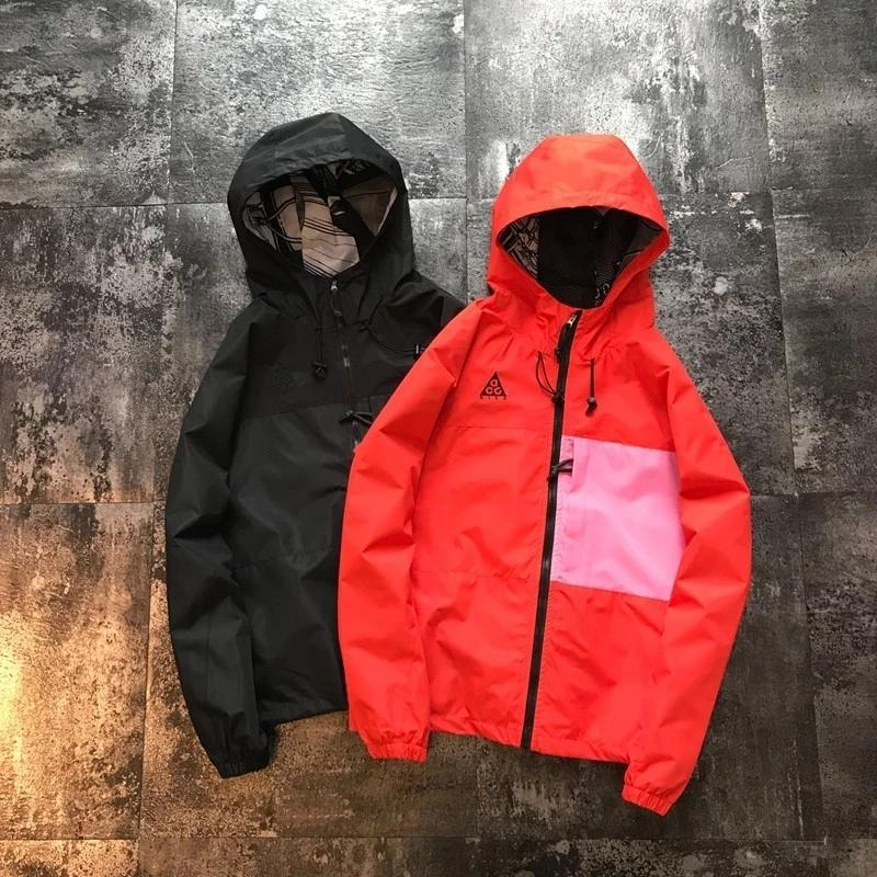 19FW 고급스러운 브랜드 디자인 ACG 지퍼 카디 건 재킷 여성 윈드 브레이커 스웨터 스웨터 스트리트웨어 야외 후드 코트 7341