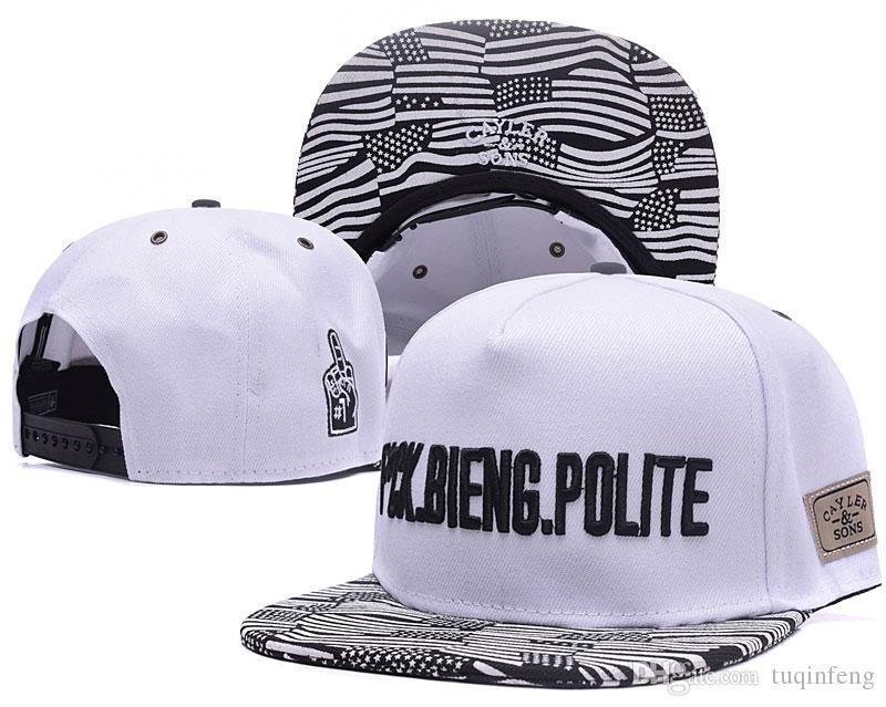 Consegna gratuita Hip Hop Hats Street Style Men's And Women's Caps Fashion Baseball Caps Casquette Caps