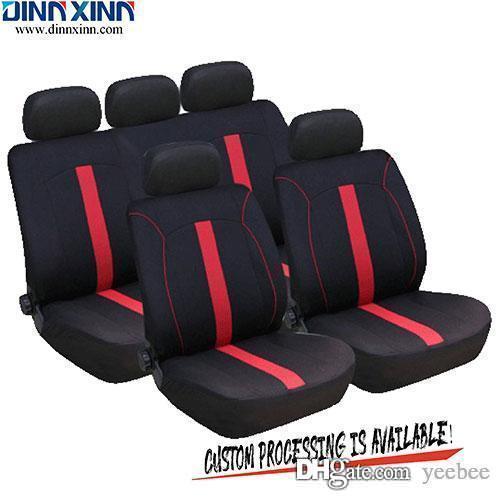 DinnXinn TY009 Lincoln 9 pc set completo coprisedili auto in poliestere per gli animali domestici produttore dalla Cina