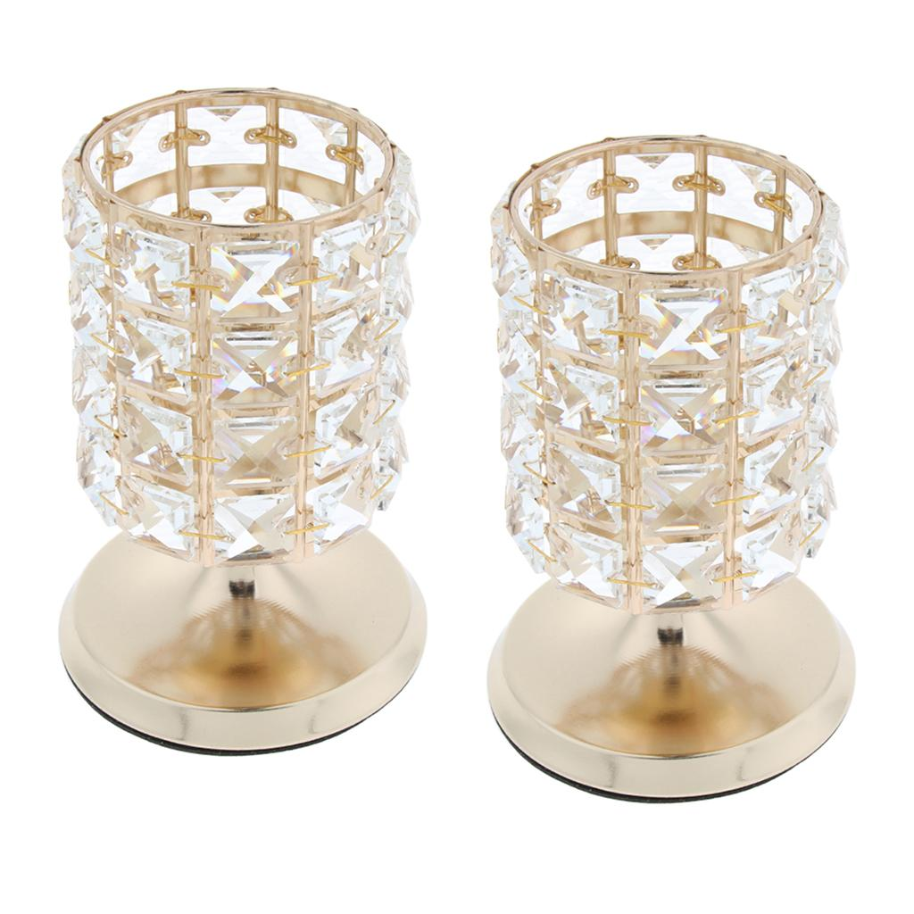 2x Bling Crystal Votive Tealight Candle Wedding Table Centerpieces M Wooden Wall Candle Holders Wooden Wall Mounted Candle Holders From Gralara 30 89 Dhgate Com