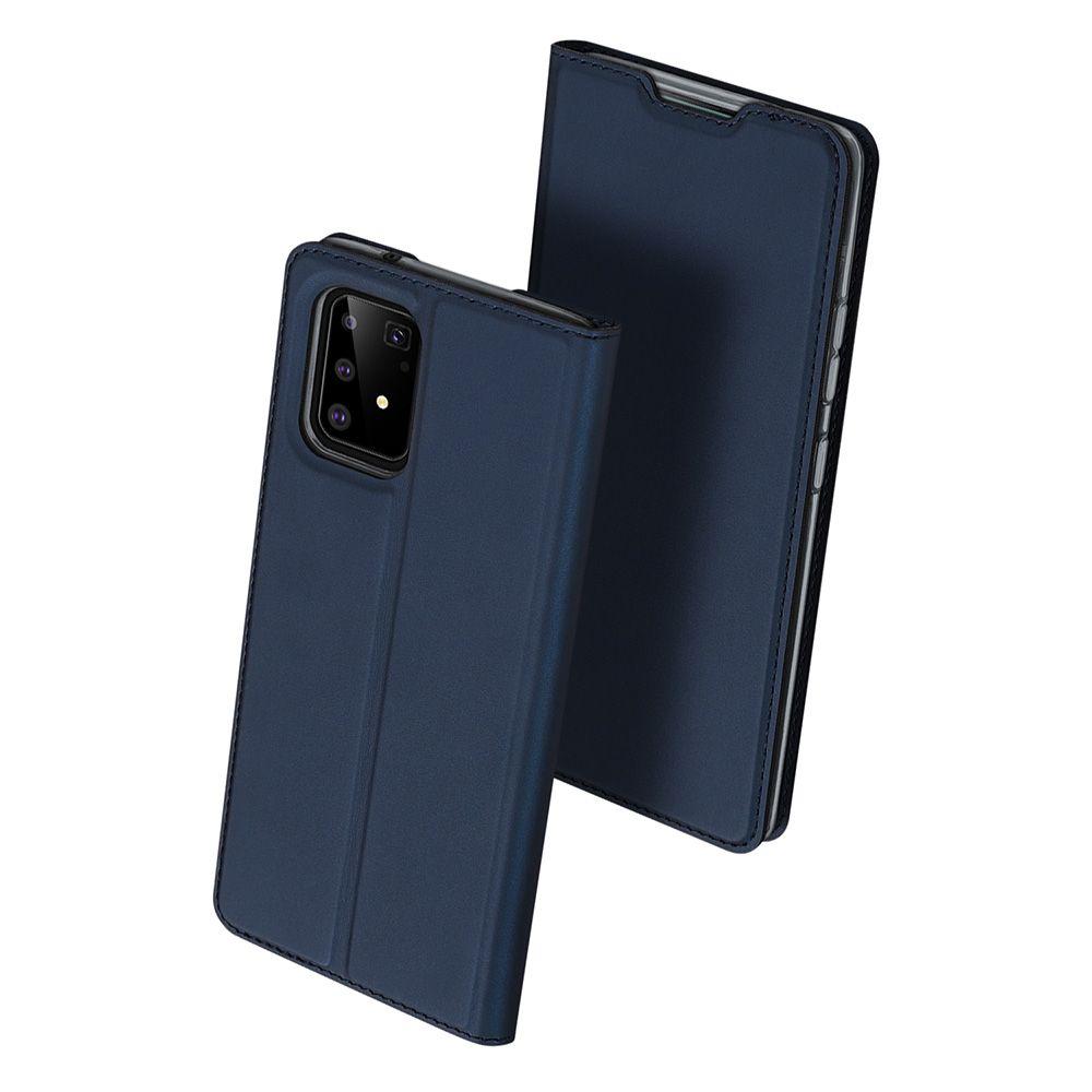 Tirón del cuero del caso para Samsung Galaxy S20 S10 Ultra Plus Nota 10 Plus A71 A51 A41 A31 A21 5G A11 A01 A10 A30S A20S carpeta de la tarjeta del caso