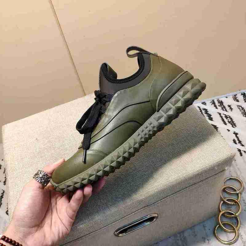 Zapatos Hombre ambalaj orijinal kutusunu seyahat lüks ayakkabı tırmanma 2020 B6 Yüksek kaliteli moda trendi rahat erkek ayakkabıları doğa sporları