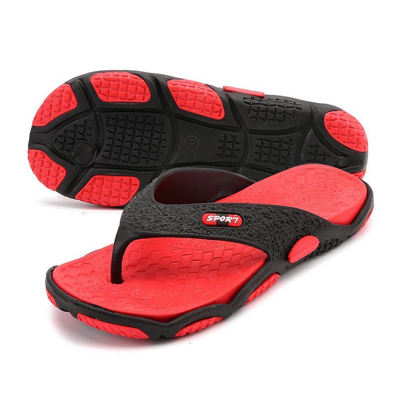 Erkekler Ayakkabı Çevirme Erkek Terlik Artı Boyutu 39-45 Moda Yaz Erkek Ev Terlik Yumuşak Rahat Ayakkabılar Erkekler chaussure homme