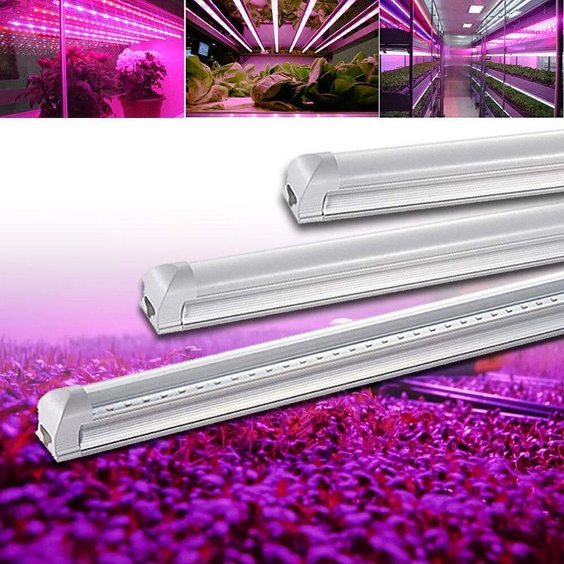 T8 Integrierte LED wachsen Licht UV 365-375nm 365nm 3ft 14W AC100-305V Tube Beleuchtung 72LEDs PF0.95 FCC-Birnen-Lampe UV-Desinfektion Germ