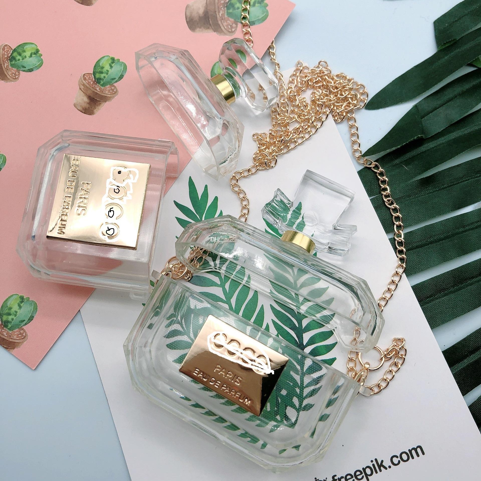 2020 Stylish Fashion Perfume Bottle Case For Airpods Pro Creative