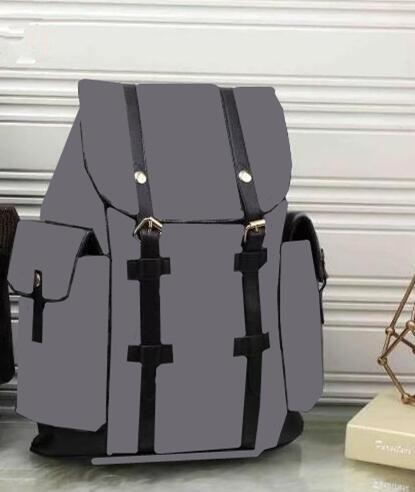 Wholesale-HOT !!!! 5 Colors Men Women's Backpack Special Offer PU Leather bags rivets backpack schoolbag free shipping