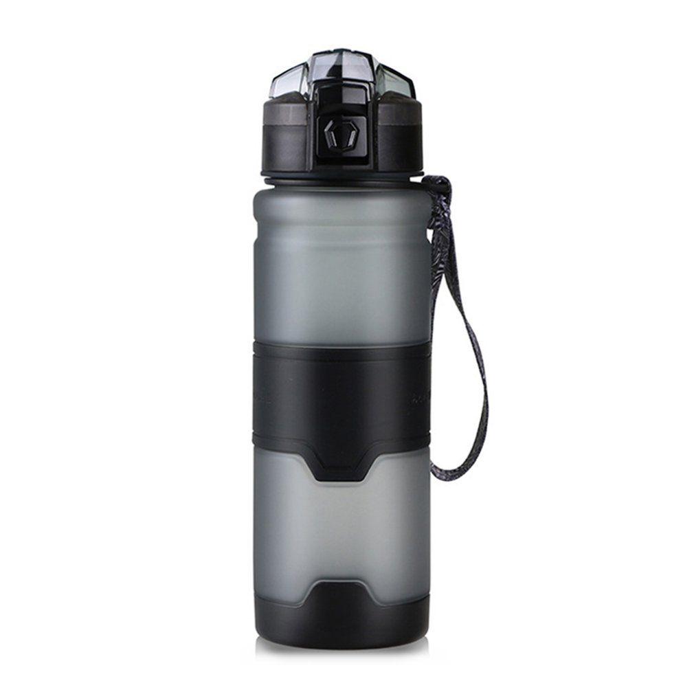 Su Şişesi Protein Shaker Taşınabilir Hareket Spor Su Şişesi Ücretsiz Plastik İçin Spor Kamp Yürüyüş
