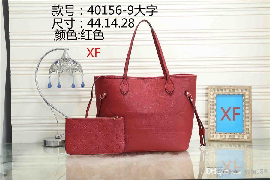 2020J401529h6Hot Vender mais novo estilo Mulheres Messenger Bag Totes sacos Lady Composite mala a tiracolo Bolsas Pures 128