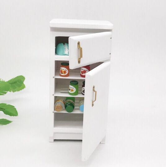 Großhandel Mini Puppenhaus Möbel Kühlschrank Miniatur Wohnzimmer Pretend  Play Toy Von Zongheng231, $8.05 Auf De.Dhgate.Com   Dhgate