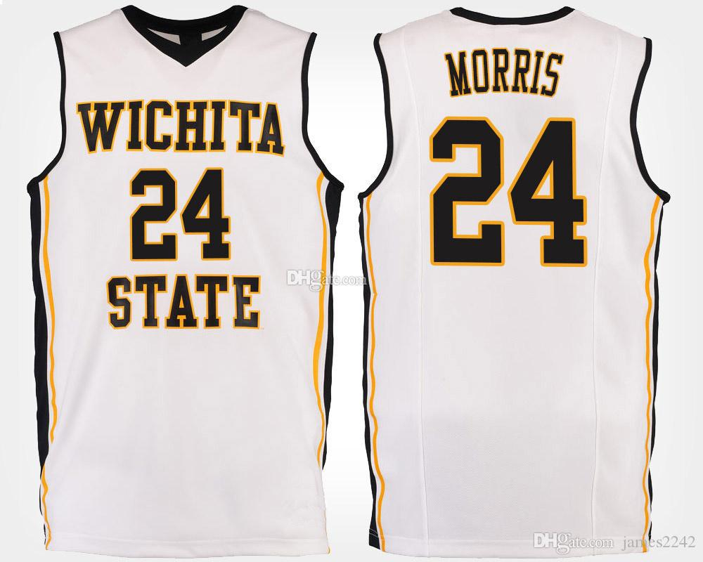 2021 Wichita State Shockers College #23 Brycen Bush #24 Shaquille ...