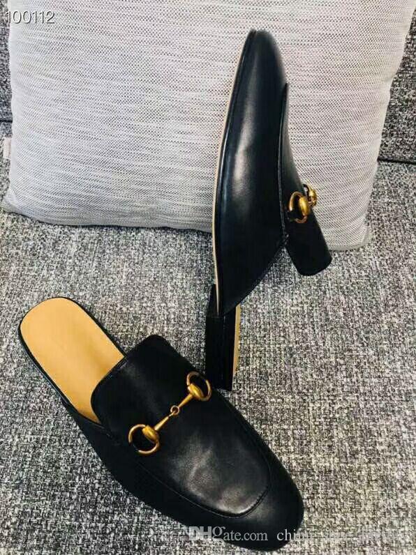 2019 Высококачественная атмосфера Натуральная кожа Повседневная обувь удобная Высококачественная портативная удобная обувь для мужчин