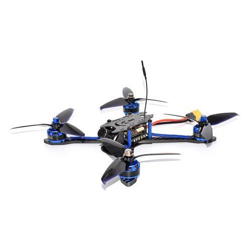 BFight 210 Brushless FPV Гонки Drone 5.8G 40CH Omnibus F3 Pro OSD 30А BLHeli_S Flysky AFHDS 2A Приемник - BNF
