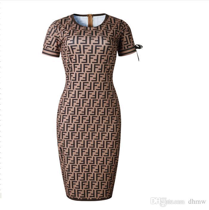 Acheter Nouvelle Mode Sexy Femmes O Cou A Manches Courtes Robes Tunique Dete Plage Sun Fend1 Marque Casual Femme Vestidos Lady Vetements Robe De 18 25 Du Dhmw Dhgate Com