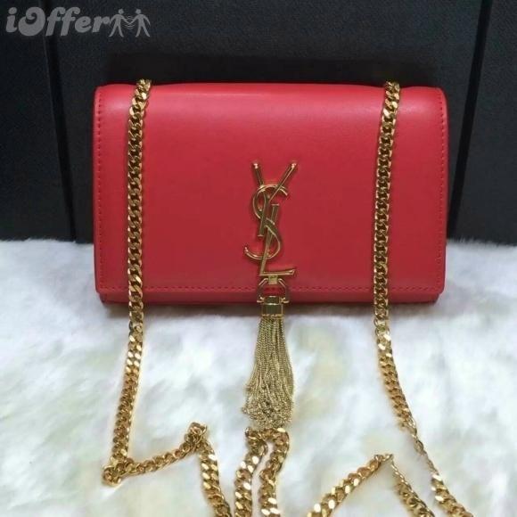 bbe933f0c28bd 2019 Ücretsiz kargo Toptan moda bayanlar karaca deri çapraz marka çanta  klasik bayan kapak püskül zincir omuz çantası Ücretsiz transpor