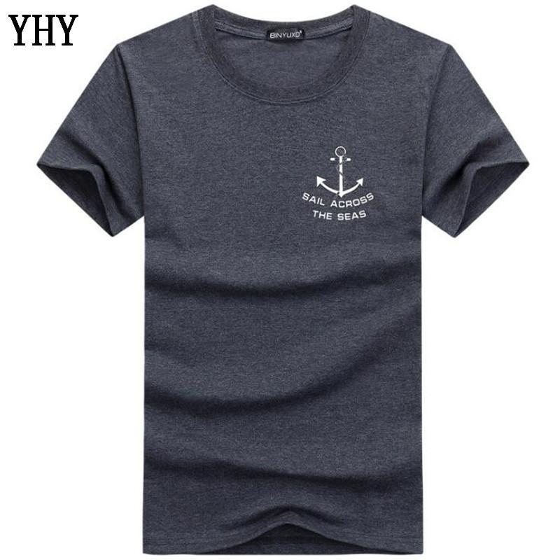 Мужские футболки лето Мультфильм печать тенниска Мужчины бренд 5XL Футболка с коротким рукавом Повседневная Хлопок Топы Тис Мужчины 5xl HC-2