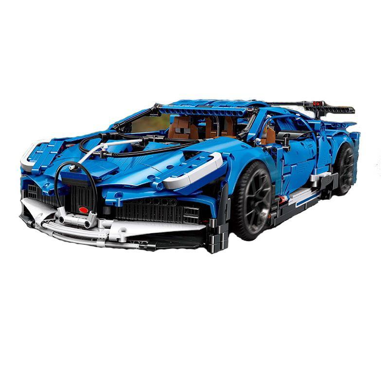 Technic 13125 Moc Bagutis Blue Racing Rc Car Building Blocks Kids Compatible 42083 20086 Christmas Gifts Bricks For Children Toys Rc Cars Price Remote Control Rc Car From Babyddress 80 41 Dhgate Com