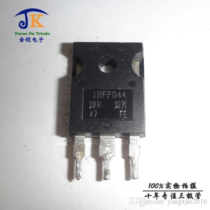 Impulsor usado original do teste do MOSFET TO-247 TO-3P do transistor de Campo-Efeito IRFP044N IRFP044N