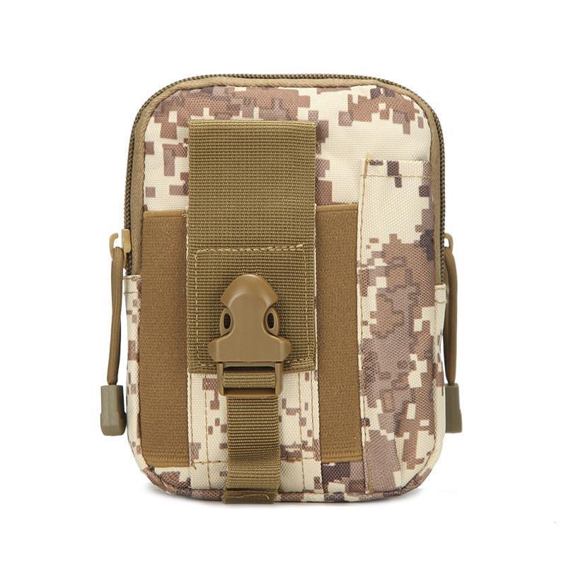 Outdoor Cross-country Peito Bag Março Bolsa Corpo Cruz camuflagem saco da cintura X B1011127T