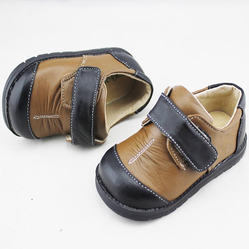 TipsieToes Marca Casual couro de carneiro Crianças Crianças sapatilhas para meninos e meninas New 2020 Primavera Outono 63104