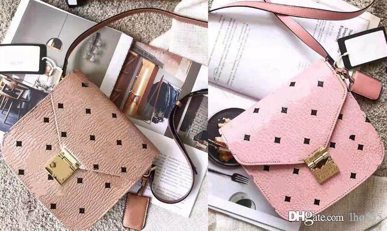 borse Rosa Sugao progettista crossbody delle donne del sacchetto borse tracolla in pelle tote borse moda borsa del progettista dell'unità di elaborazione di alta qualità di 4 colori