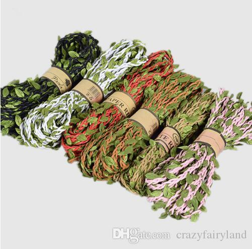 10M Natural Hessian Rope Burlap Ribbon DIY Craft Vintage Wedding Party Decor=HK