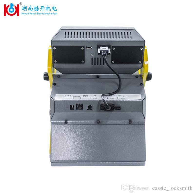 Kukai Car Or House Key Cutting And Copy Machine Locksmith Used Duplicator For Sale 2019 New Hot Sales LockSmith Tools