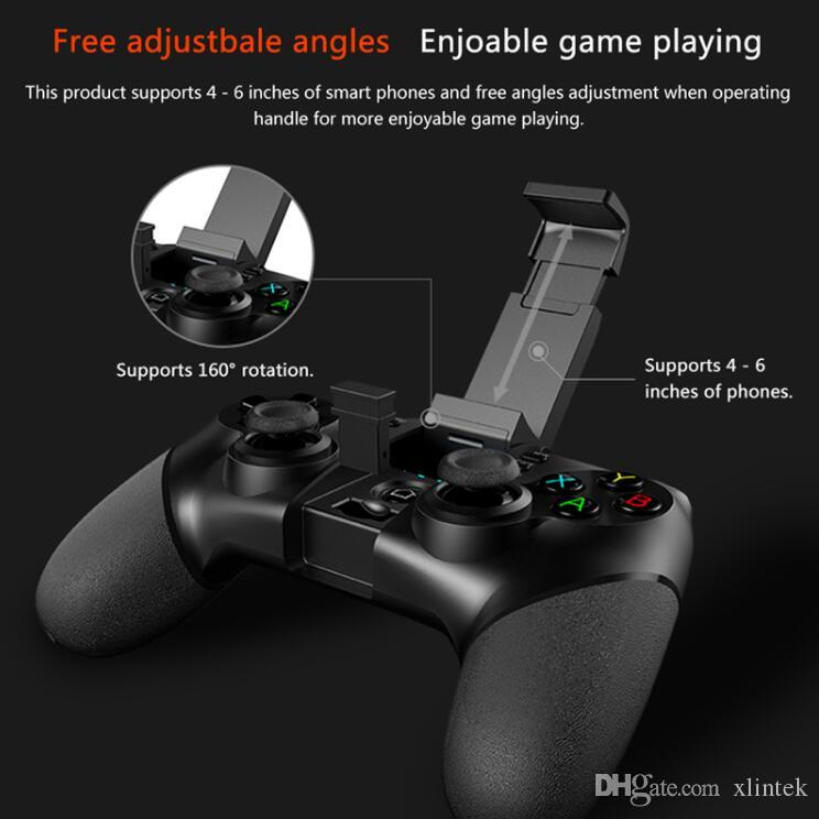 $15 including free shipping ipega pg-9077 BT game controller joystick best price for android ios mobile phone