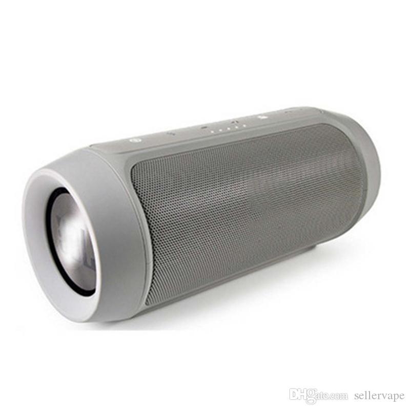 2019 Bluetooth Subwoofe Haut-parleur sans fil Bluetooth Charge profonde Subwoofe stéréo Haut-parleurs portables avec 2 Retail Box