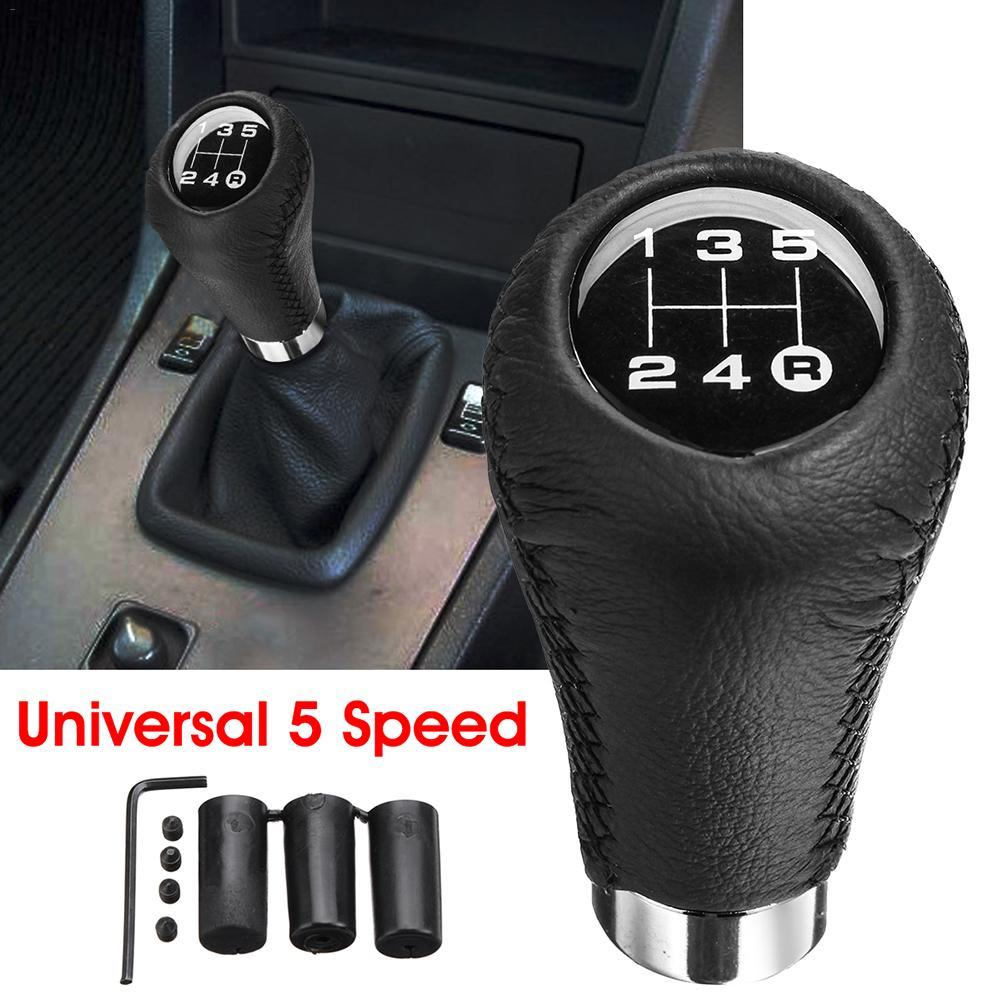 Car Manual Gear Shift knob Shift Lever 5//6 Speed high Speed car Shift knob Shift Lever Suitable for BMW Shift knob