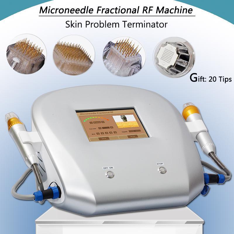 frazionata micro ago microago smagliatura facciale macchina ascensore macchina rimozione thermage faccia micro ago rimozione dell'acne trasporto libero