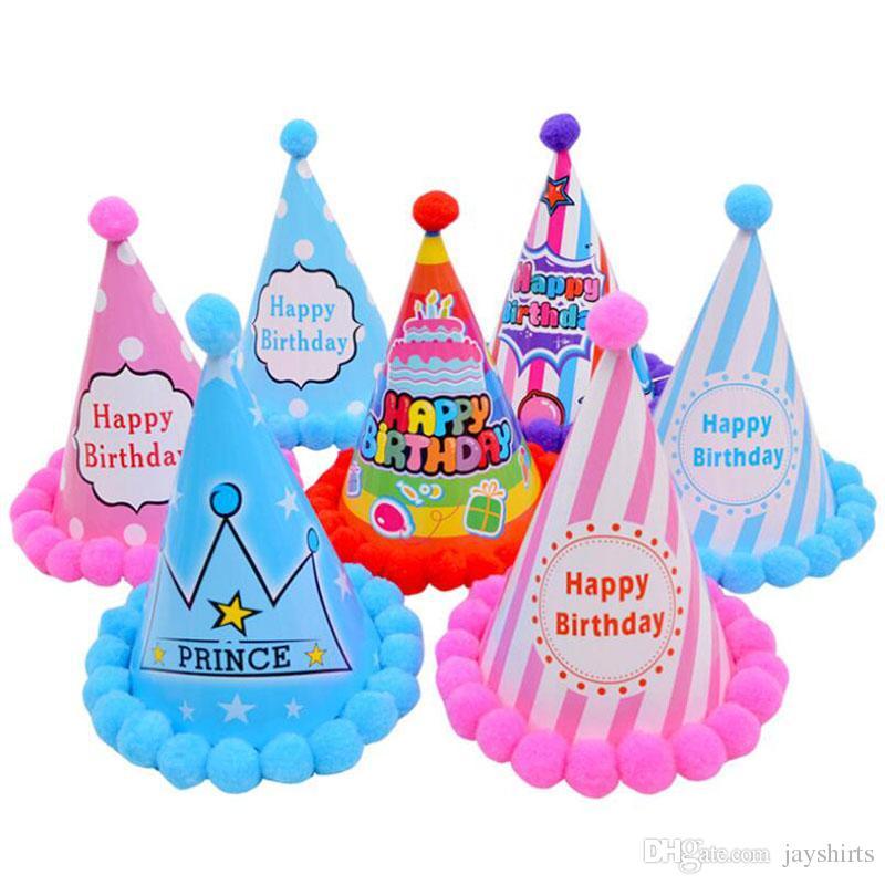 아기 소녀 생일 모자 신생아 꽃 아이 왕관 머리띠 크라운 어린이 헤어 액세서리 반짝이 아기 신생아 Headwrap