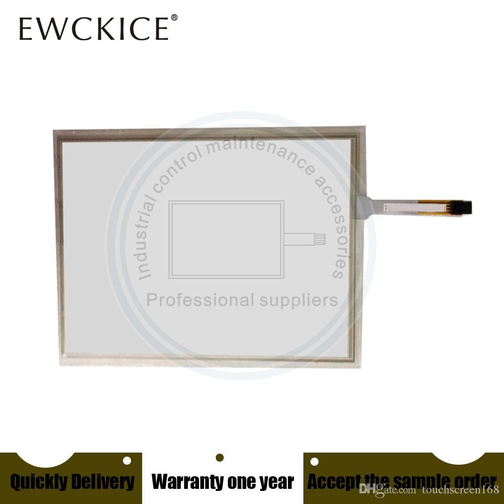 Original NEW R412.112 0707 D 04 PLC HMI Industrie-Touch-Screen-Panel-Membran-Touchscreen