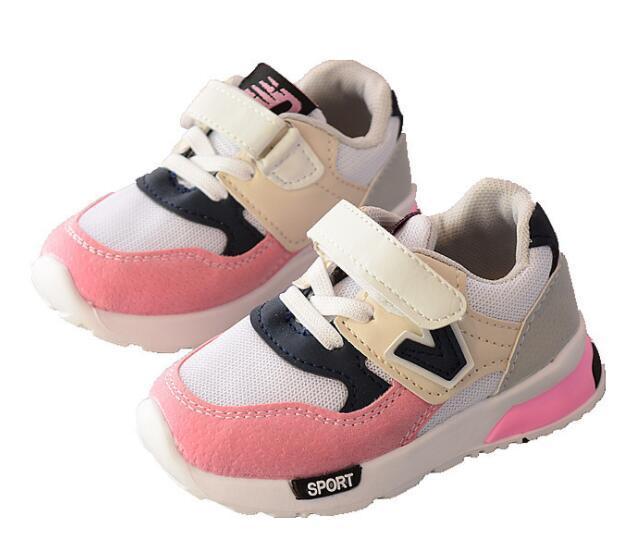 2020 Girls Flats Sneakers Shoes Kids