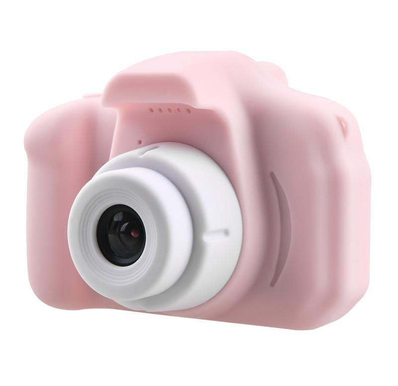 2020 لعب الاطفال وصول جديد كاميرا رقمية للأطفال 1080 HD 12MP كاميرا صغيرة للأطفال الأطفال كاميرا فيديو هدية للطفل هدية Christmal