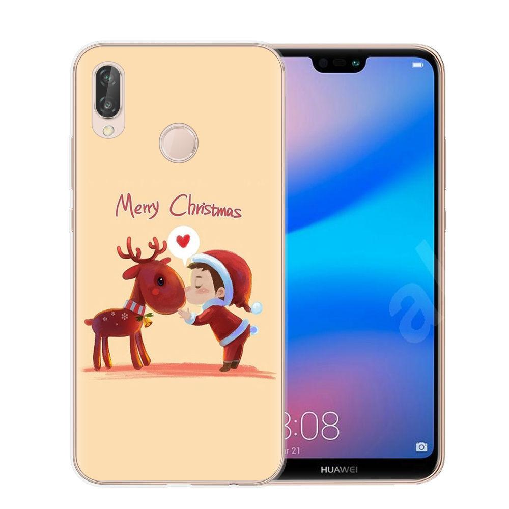 Custodia Cellulare Huawei Custodia Morbida In Silicone Huawei P8 P9 Lite Mate 10 P10 P20 Lite Pro Honor 9 10 Lite 6x 7x Custodia Telefono Merry ...