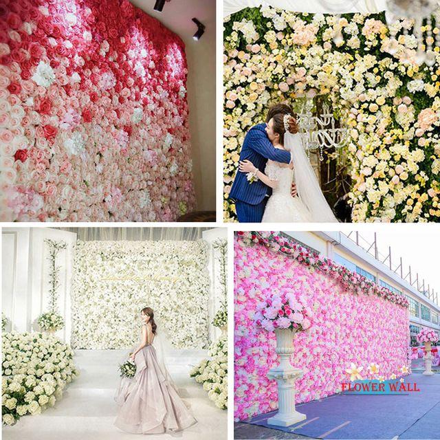 Viola fiore bianco simulato negozio di fiori Decorazione finestra Rose Hydrangea Tappeto di seta finto fiore all'ingrosso della fabbrica