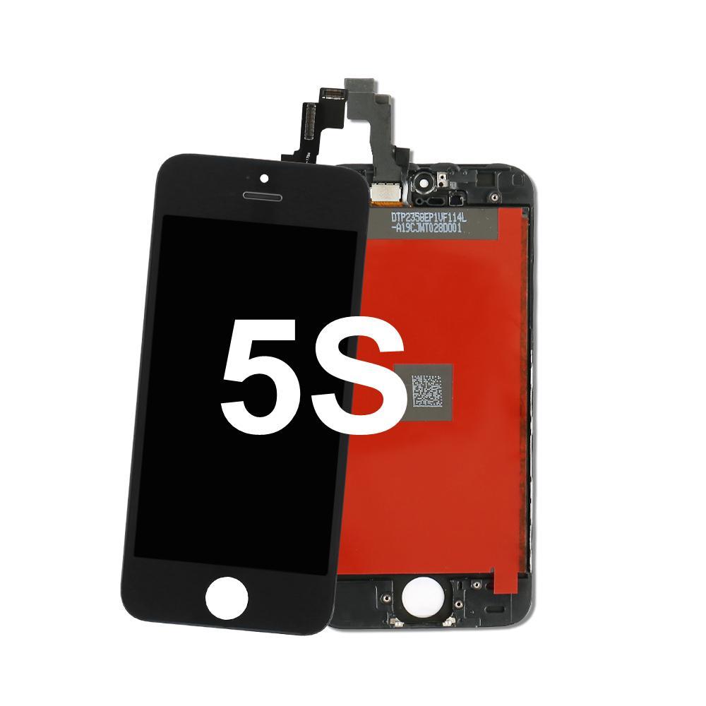 Fabrik-Preis für iphone 5s LCD-Bildschirm, für iphone 5s Digitizer Ersatz No Dead Pixel Digitizer