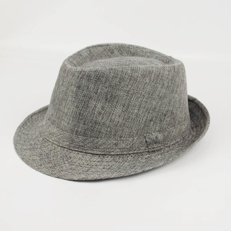 Compre 2018 A Estrenar Moda Floppy Jazz Hat Hombres Puros Mujeres Grandes  Brim Caps Inglaterra Clásico Estilo Formal Hat Vintage Populares Gorras  D19011103 ... 2d11de41c7f