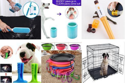 狗用品行业热销产品