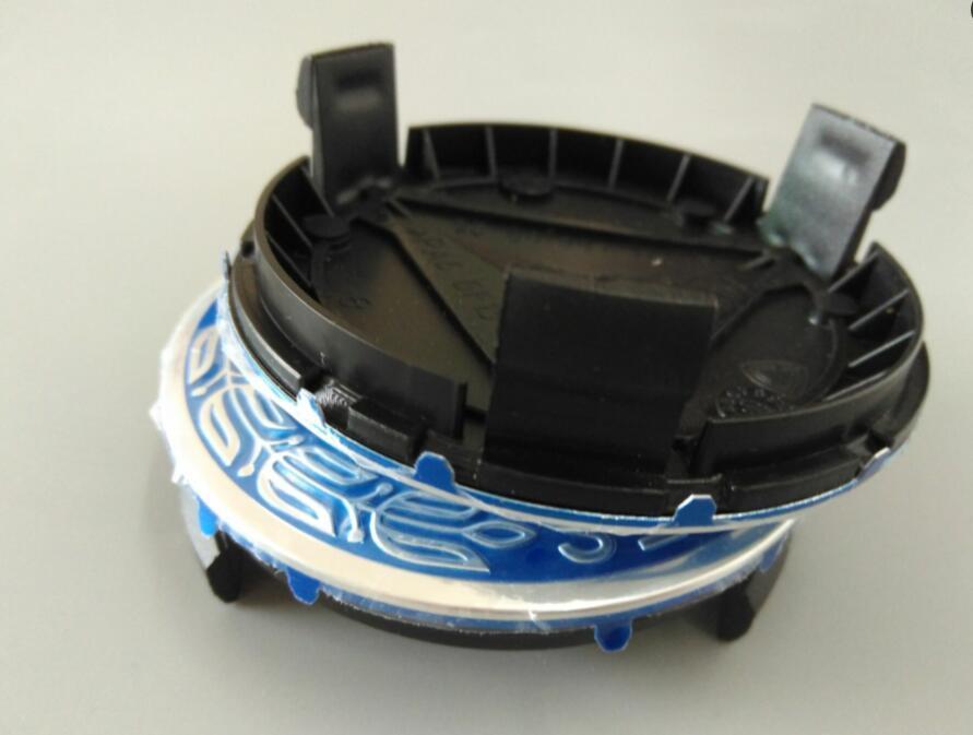 ABS 20pcs 75мм для Mercedes-Benz колеса пшеницы крышки эпицентра эмблема Свет C180 C200 C280 E200 E260 E300 ML350 A1714000025 W230 W210 W164 AAAA