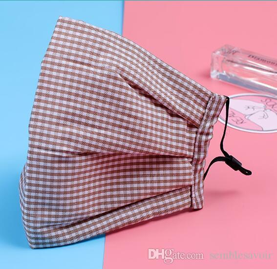 В наличии ! Женщина / мужчина DHL лето дышащая прохладный леди маски можно мыть и повторно использовать защитную маску пылезащитный дизайнер маски для лица