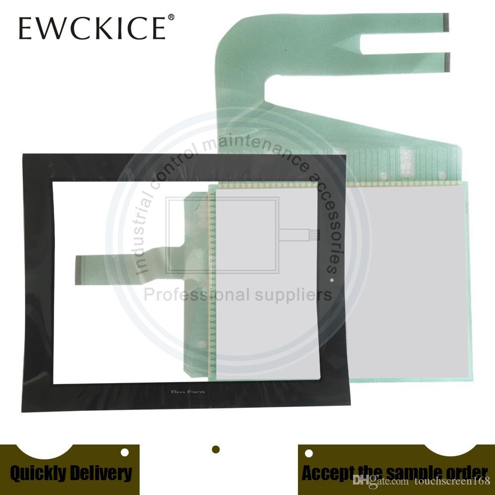 Orijinal YENİ GP2601-TC41-24V GP2600-TC41-24V GP2600 GP2601 PLC HMI Sanayi TouchScreen VE Ön etiket Filmi