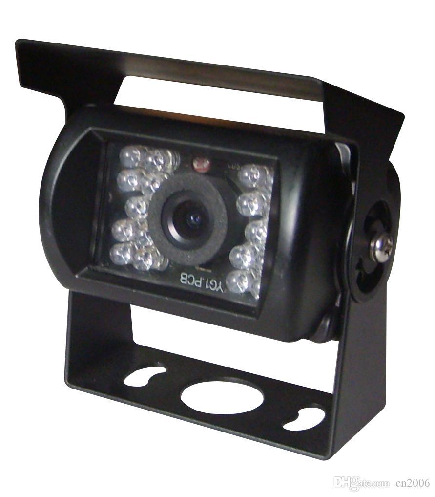 12V / 24V Автомобильная камера заднего вида Автобусная камера с ночным видением