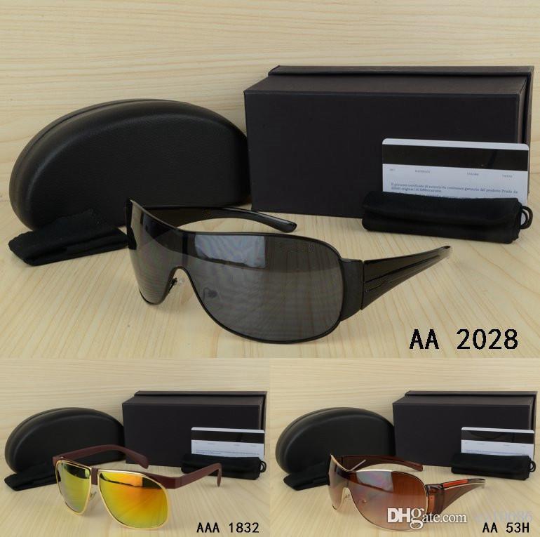 Moda Tasarım kadın için Büyük çerçeve Metal hemming güneş gözlüğü ile origianal kutusu Stil lady gözlük Klasik Büyük boy kare gözlük UV400