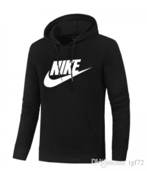new products 8d9aa 5953d NIKE 2019 New Logo Sweater With Hoodie Men'S Red Casual Pullover Paris  Saint Germain White Sweaters Black Hoodie Coat On Sales 79980 Coat For Men  ...