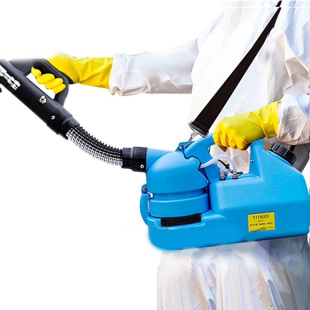 110V / 220V 7L elettrico ULV fredda Fogger Insetticida atomizzatore Ultra Low Capacity Disinfezione polverizzatori zanzara ULV a freddo Fogger Macchina