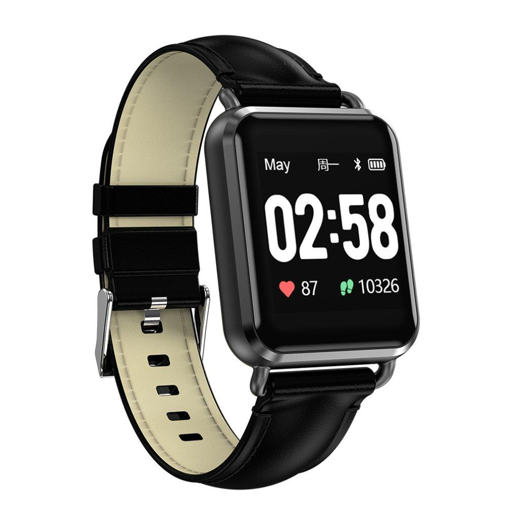 Smart Bracelet Ecg Color Screen Multi-Function Single Touch Blood Pressure Heart Rate Flip Wrist Automatic Photo Outdoor Gifts