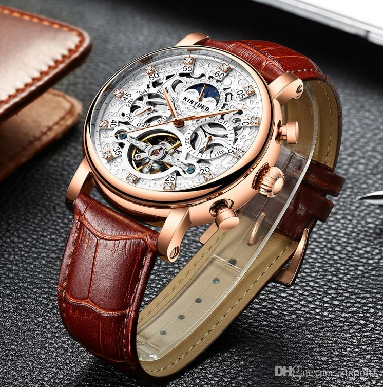 Brietling mens watches automatic watch famous brand fashion calendar 42mm face waterproof mechanical watch good quality