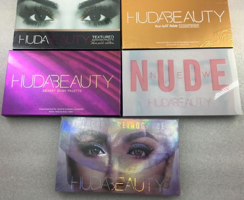 Gül altın Makyaj paleti Kozmetik kız gençler 18 renk için Göz Farı Paleti Göz Makyajı kiti Göz kozmetik pemastered